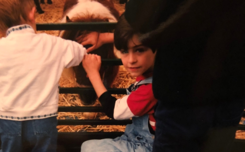 A Letter to My YoungerSelf